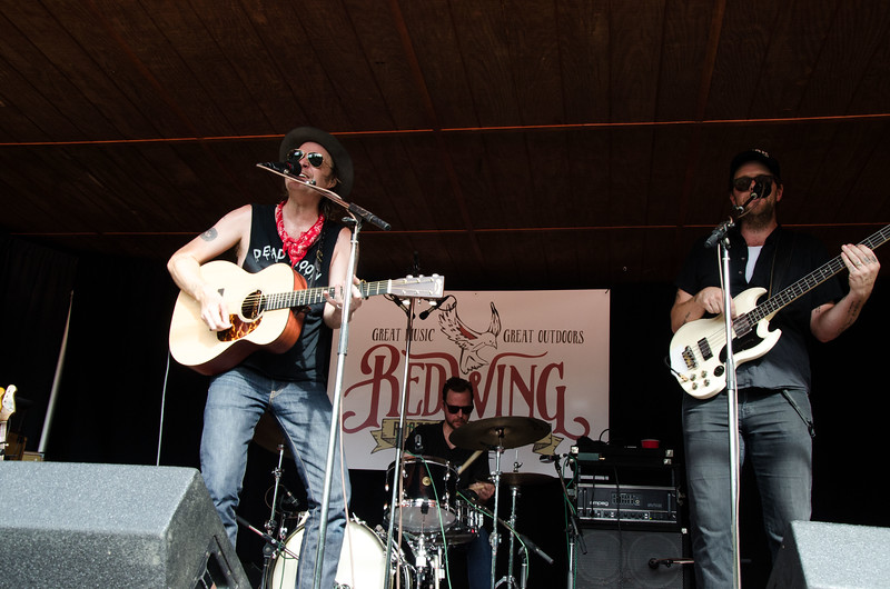 Hiss Golden Messenger at Red Wing Roots Festival 2016