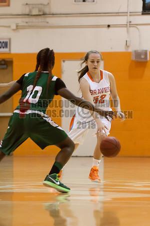 Girls JV Basketball - 2014