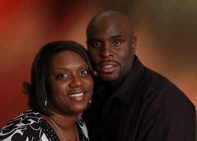 Kisha & Branton's Engagement
