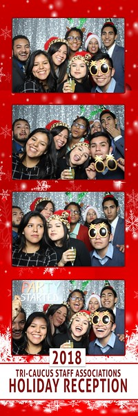 Tri-Caucus Holiday Party