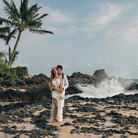 Victor & Bea | Maui