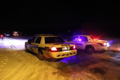Man Lifeflighted After Being Shot in Hazleton, McAdoo (2-2-2014)