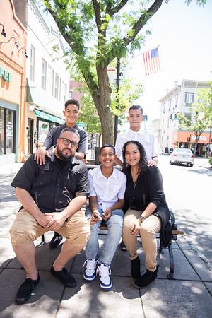 Blanco Family