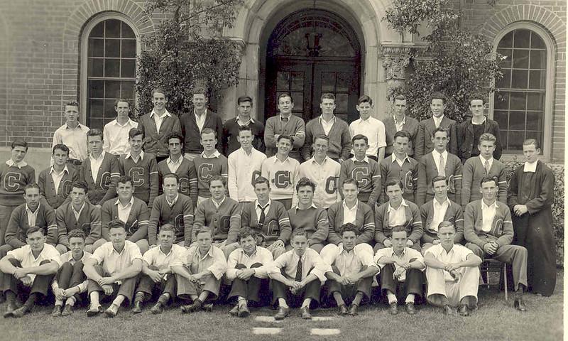 1935 Lettermen's Club.jpg