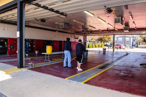 Fire Co Car Wash