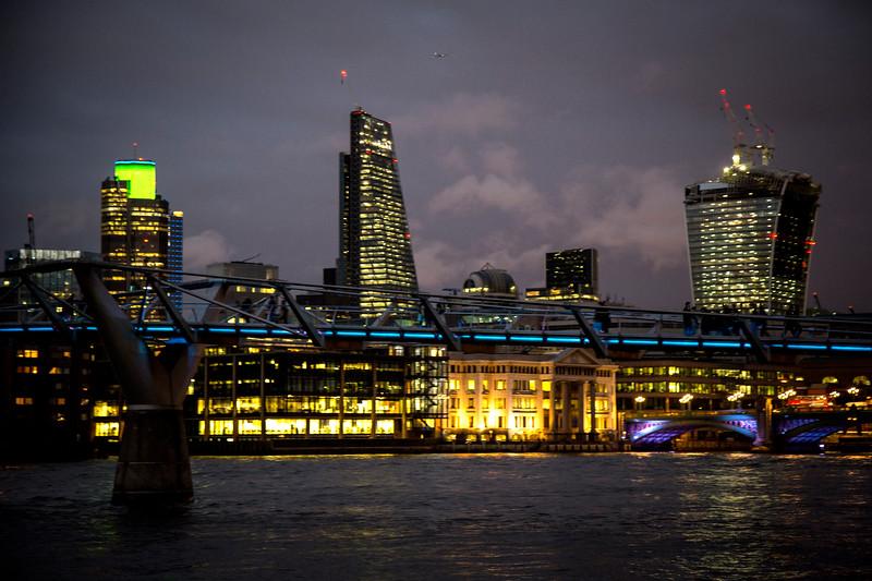 London Millennium Foot Bridge