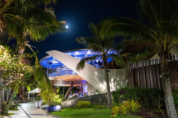 Papeete at night - May, 2021