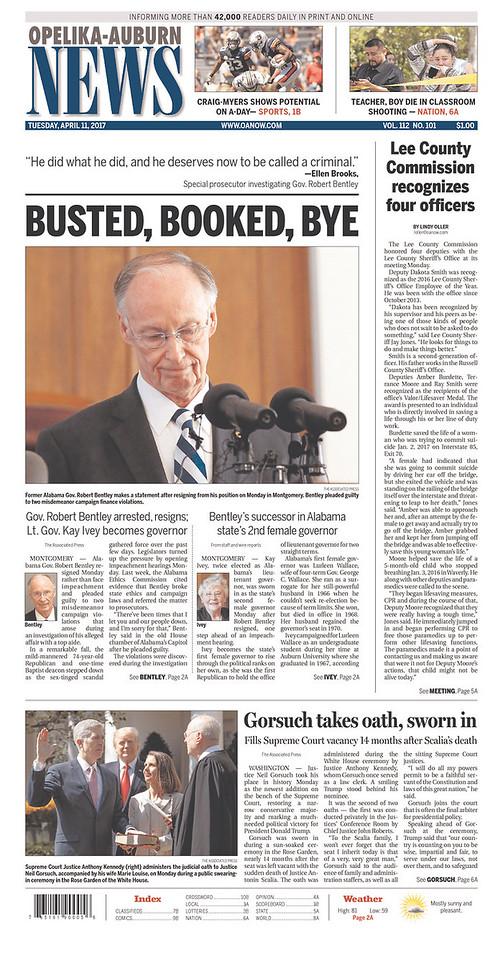 Opelika-Auburn News