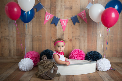 McKenzie DeGrace turns 1!