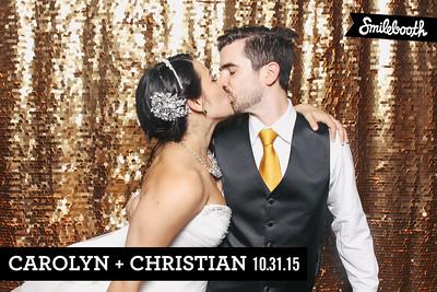 carolyn + christian