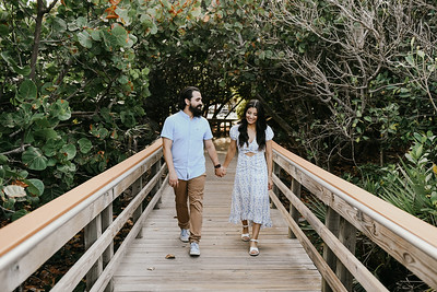 Javier and Maria Engaged
