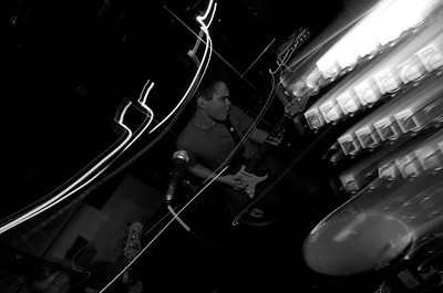 The Dirty White at Meatheads 10-16-10