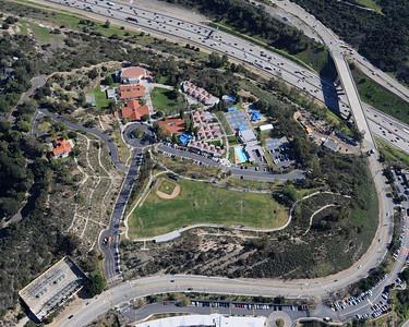 Campus Aerial Shots