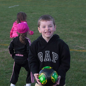 Joshua-Spring Soccer May 2014