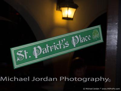 Taps - St. Patrick's Day 2012