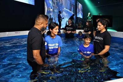 Baptisms, Saturday 10/24/2020