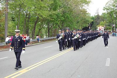 Woodland Park Centennial Parade 5-17-14