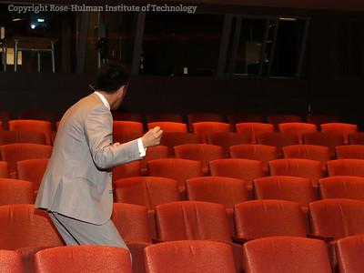 Freddie Ravel Guest Speaker