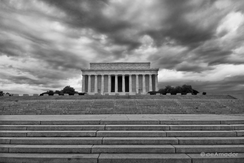 Lincoln Memorial, Washington D.C.