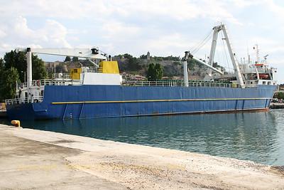 Cargo-ships