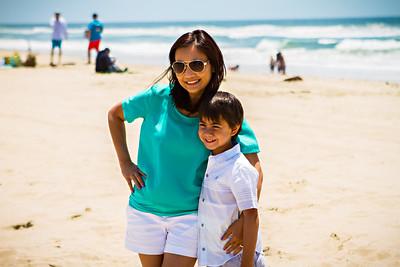 2015 Family Beach