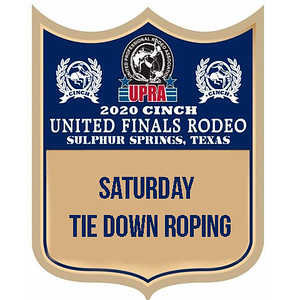 Saturday Night Tie Down Roping