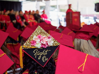 USC School of Pharmacy Commencement 2018