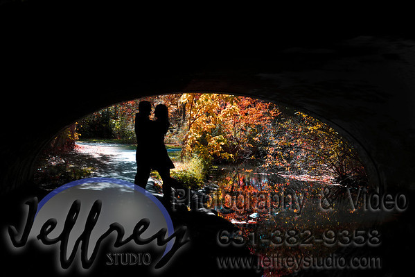 Jennifer & Andy - Belmont Lake State Park - October 27, 2013