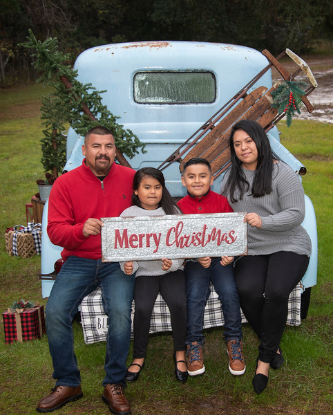 Sandoval Family