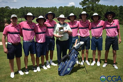 36th Carolinas-Virginias Jr Team Matches