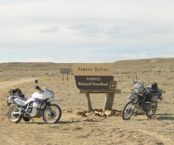 Pawnee Buttes Ride 04-02-2005