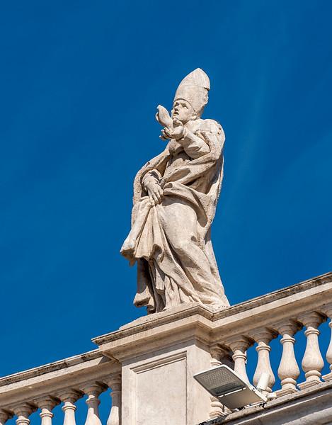 St. Remigius, Vatican