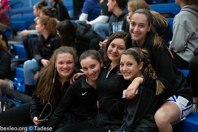 JV Girls Basketball vs Fairbanks High