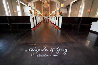 Greg & Angela