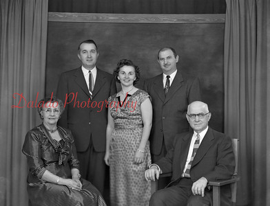 Studio Shots (Families)