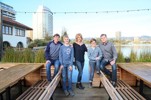 Lake Merritt Family Session