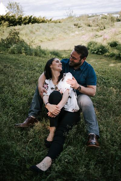 Kayce & Chris Engagement