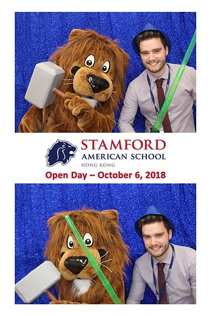 Stamford American School Hong Kong - Open Day - 06th Oct 2018
