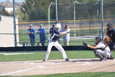 OE Varsity Baseball Vs Oswego 2018