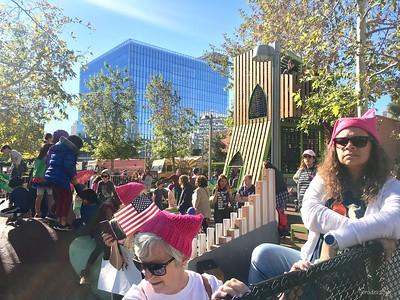 Women's March LA 1.20.2018