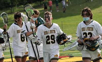 Boys Lacrosse vs South Burlington photos by Gary Baker