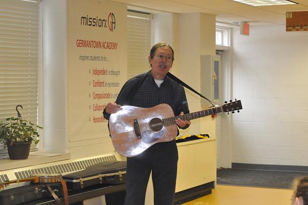 Mr. Newberger Civil Rights Presentation