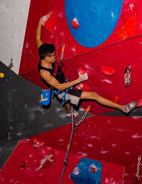 2017 USA Sport Climbing Divisionals
