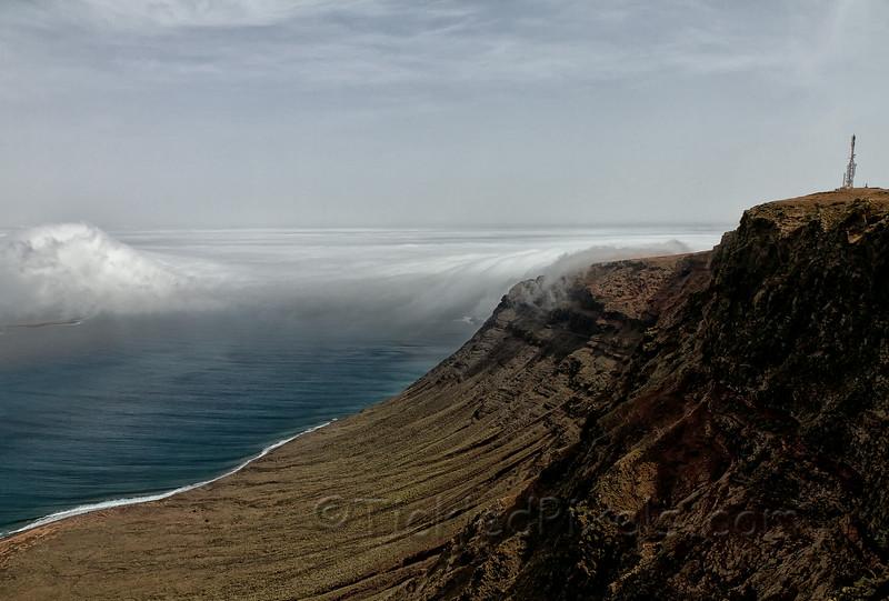 Green Cliffs of Famara