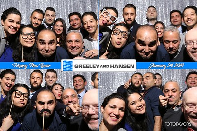 Greeley and Hansen New Years Party 2019