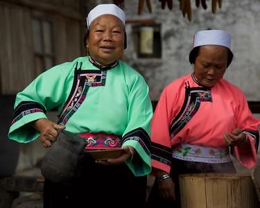 Around Guizhou Province