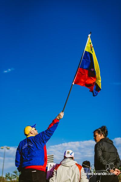 Concentracion Venezolana 23 enero 2019 HOUSTON