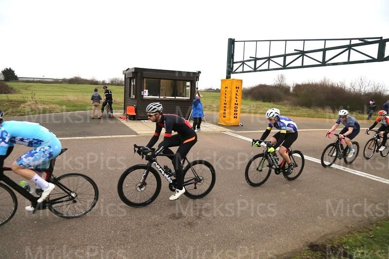 First 2019 Hillingdon race