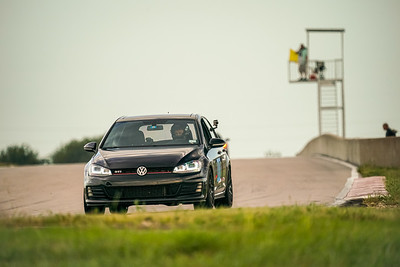 00 Black VW GTI