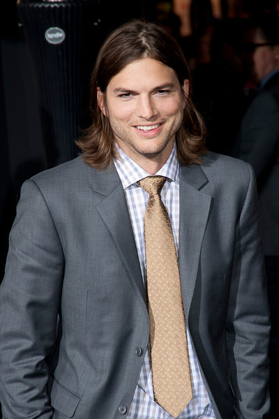 HOLLYWOOD, CA: Actor Ashton Kutcher arrives at the Premiere of Warner Bros. Pictures' 'New Year's Eve' at Grauman's Chinese Theatre. Photo taken on Monday, December 5, 2011 by Tom Sorensen/Moovieboy Pictures.